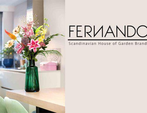 Fernando byder velkommen